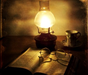 How thinking of Scripture as a lamp can change the way we read the Bible