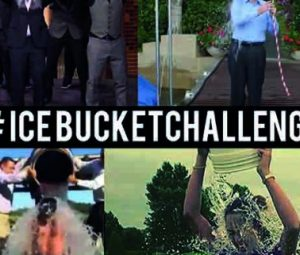 Are You Up for the #Icebucketchallenge?