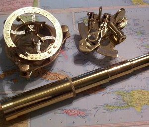 Spiritual Navigation