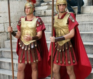 Discover a Roman soldier's love for God's people, and the faith that selfless compassion reveals