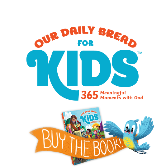 Our Daily Bread For Kids English Ministry